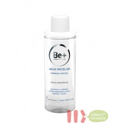 BE+AGUA MICELAR 200ML