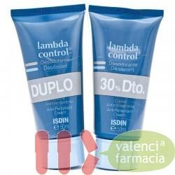 DUPLO LAMBDA CONTROL CREMA DESODORANTE 50ML