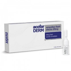 ACOFARDERM AMPOLLAS LIFTING FLASH 5UD 2ML