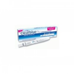 CLEARBLUE PLUS TEST DE EMBARAZO 1U