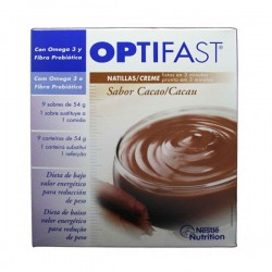 OPTIFAST NATILLAS CHOCOLATE 9 SOBR