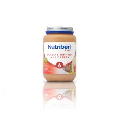 NUTRIBEN 250 JUNIOR POLLO TERNERA CASERA +6m S/G
