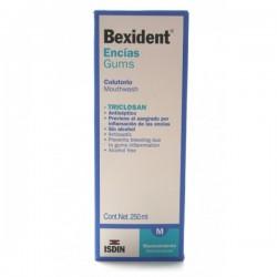 BEXIDENT ENCIAS CLORHEXIDINA COLUTORIO 250ML