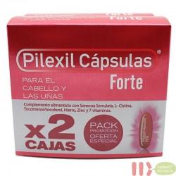 OFERTA PILEXIL FORTE CAPSULAS 2X100 CAPSULAS (DUPLO PILEXIL FORTE 200 CAPSULAS)