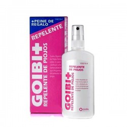 GOIBI REPELENTE PIOJOS 125 ML