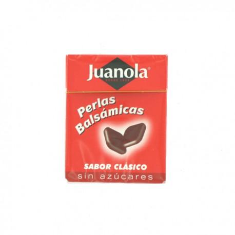 JUANOLA PERLAS SABOR CLASICO 25 G