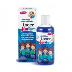 ENJUAGUE PRE CEPILLADO LACER JUNIOR 500ML