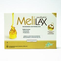 MELILAX PEDIATRIC MICROENEMAS ABOCA 6UNIDADES
