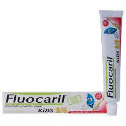 FLUOCARIL GEL KIDS 2-6 AÑOS FRESA