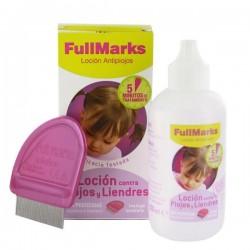 FULL MARKS SOLUCION PEDICULICIDA 100ML