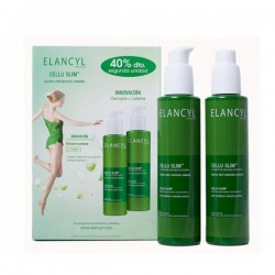 ELANCYL CELLU-SLIM VIENTRE PLANO PACK DUO 150 ML 2 U
