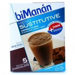 BIMANAN BATIDO CHOCOLATE SOBRES 5+1 SOBRES