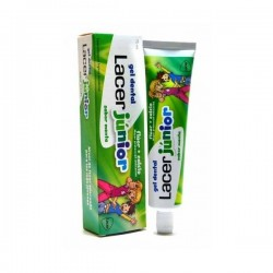 LACER GEL DEN JUNIOR MENTA 75 ML