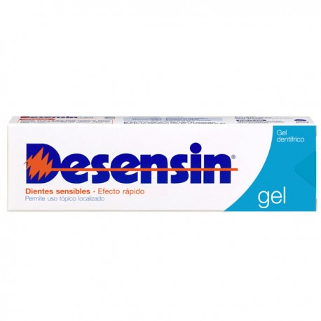 DESENSIN FLUOR GEL 75ML