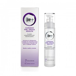 BE+ PIEL GRASA ADULTA FLUIDO HIDRATANTE MATIFICANTE 50 ML