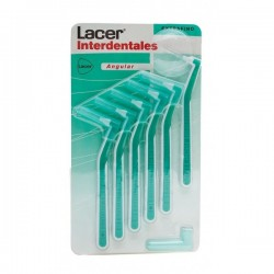 CEPILLO LACER INTERDENTAL EXTRAFINO ANGULAR 10U