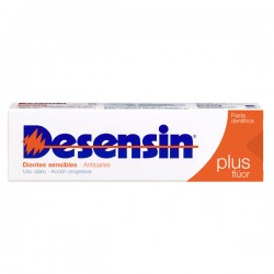 DESENSIN PLUS PASTA 125 ML