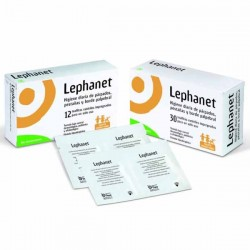 LEPHANET 30 TOALLITAS OJOS ESTERIL +12 GRATIS