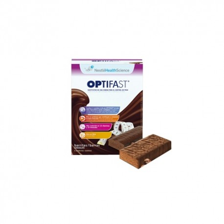 OPTIFAST CHOCOLATE 6 BARRITAS 70 G