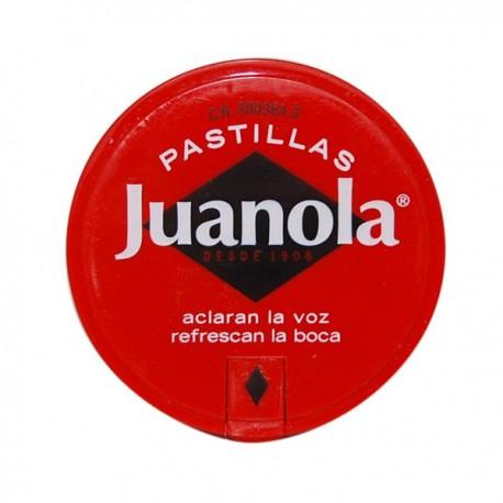 PASTILLAS JUANOLA CLASSICA REGALIZ