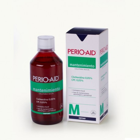 PERIO AID COLUT MANTENIM 500 HFM