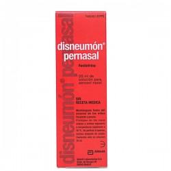 DISNEUMON PERNASAL 5 MG/ML NEBULIZADOR NASAL 25 ML