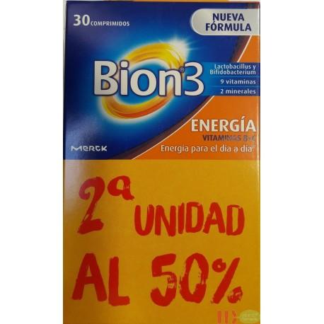BION ENERGIA PACK 2 AL 50 % ANTES ACTIVATE