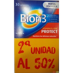 BION PROTECT PACK 2 AL 50 %