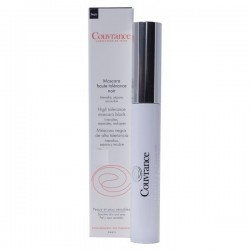 AVENE COUVRANCE MASCARA PESTAÑAS ALTA TOLERANCIA NEGRA 7ML