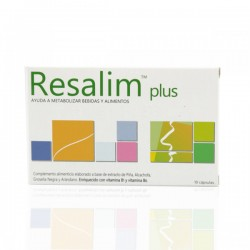 RESALIM PLUS 10 CAPS