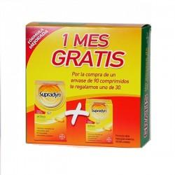 SUPRADYN ACTIVO PACK 120 COMPRIMIDOS (90+30 DE REGALO)