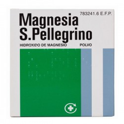 MAGNESIA SAN PELLEGRINO 3.6 G 20 SOBRES