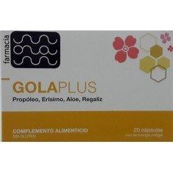 ONA GOLAPLUS 20 CAPSULAS SIN GLUTEN