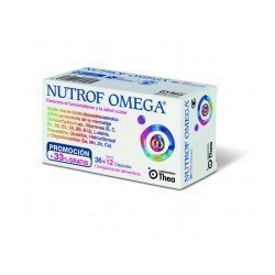 NUTROF OMEGA 36CAPS
