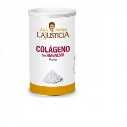 COLAGENO CON MAGNESIO POLVO 350 G LAJUSTICIA