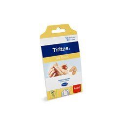 TIRITAS H TEXTIL ELAS RAPID 2T 20U