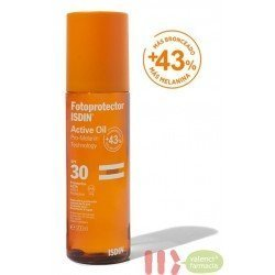 FOTOPROTECTOR ISDIN ACTIVE OIL 200