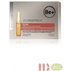 BE+ ENERGIFIQUE AMPOLLAS EFECTO FLASH 5 U X 2 ML