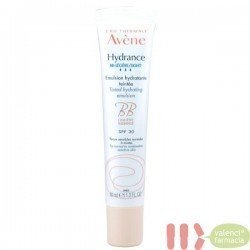 AVENE HYDRANCE BB-LIGERA EMULSION HIDRATANTE SPF 30 CON COLOR 40 ML
