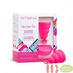 INTIMINA LILY CUP ONE STARTER COPA MENSTRUAL T-U