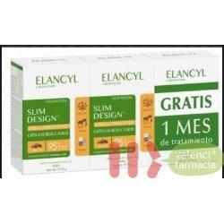 ELANCYL PACK 180 CAPSULAS SLIM DESIGN 1 MES GRATIS