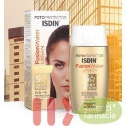 FOTOPROTECTOR ISDIN SPF-30 FUSION WATER URBAN 50 ML