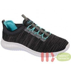ZAPATILLAS SCHOLL CHILLY GRIS OSCURO T 39