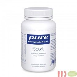 PURE SPORT ENCAPSULATIONS 60 CAPSULAS