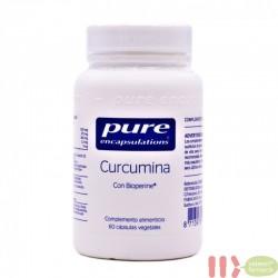 PURE CURCUMINA ENCAPSULATIONS 60 CAPSULAS