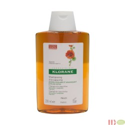 KLORANE CHAMPU ANTICASPA EXTO DE CAPUCHINA PACK DUO 200 ML