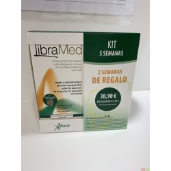 ABOCA KIT LIBRAMED 138 C + 84 COMP REGALO