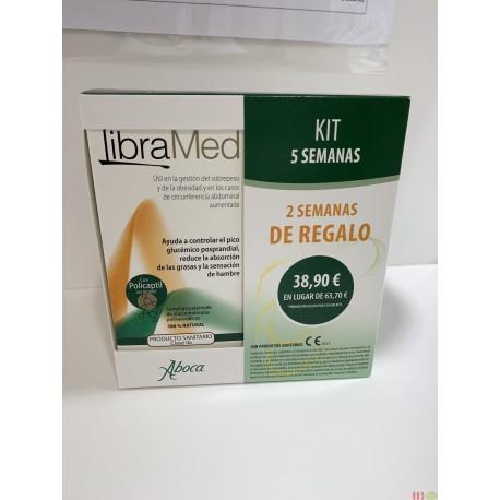 ABOCA KIT LIBRAMED 138 C + 84 COMP REGALO