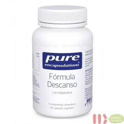 PURE FORMULA DESCANSO ENCAPSULATIONS 60 CAPSULAS
