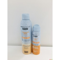 PROMO ISDIN SOLAR SPRAY WET SKIN SPF50+ SPRAY 250ML + SPRAY 100ML FORMATO VIAJE